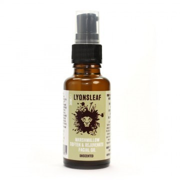Lyonsleaf Unscented Marshmallow Soften & Rejuvenate Facial Oil