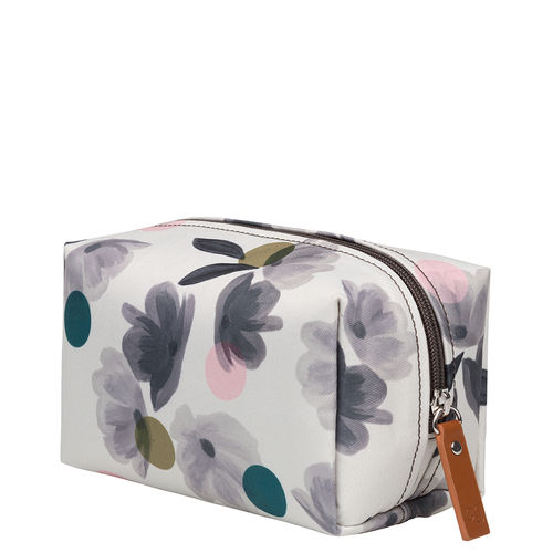 Caroline Gardner The Serpentine Rose Tinted Make Up Bag