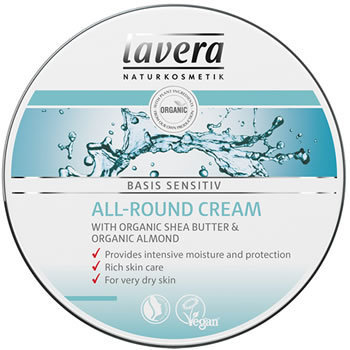 Lavera All Round Moisturising Cream Basis Sensitiv