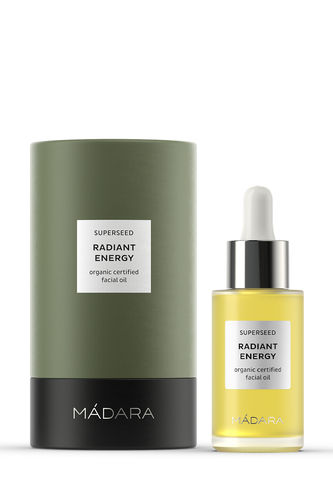 Madara Superseed Radiant Energy Organic Facial Oil