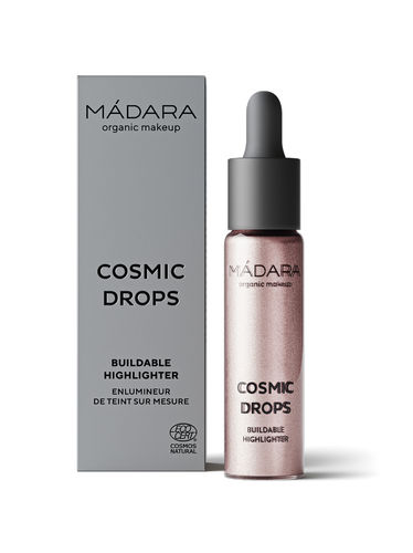 Madara Cosmic Drops Buildable Highlighter Cosmic Rose