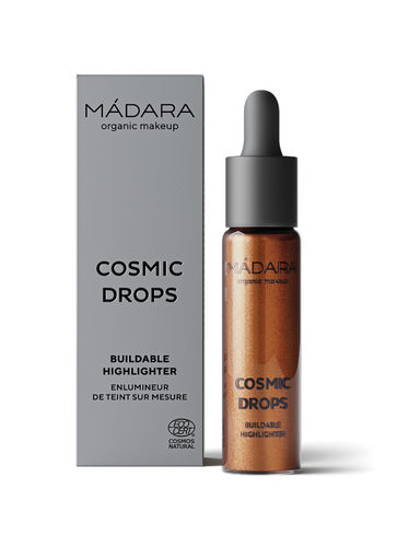 Madara Cosmic Drops Buildable Highlighter Burning Meteorite