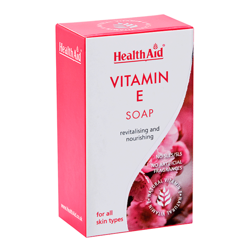 HealthAid Vitamin E Soap