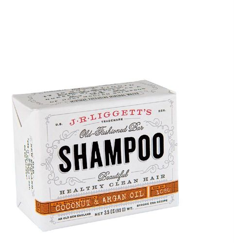 J.R Liggett's Old Fashioned Coconut & Argan Shampoo Bar