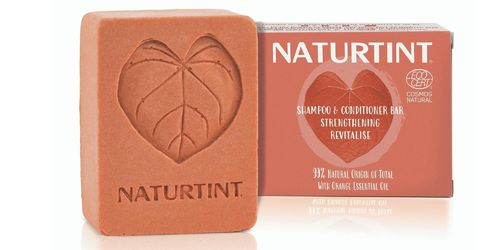 Naturtint 2 in 1 Strengthening Shampoo & Conditioner Bar