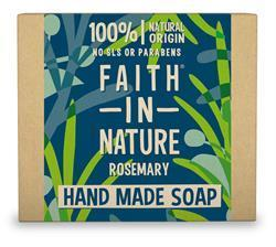 Faith in Nature Rosemary Pure Vegetable Soap