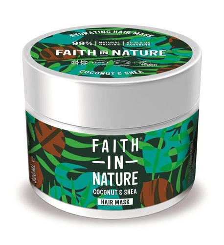 Faith in Nature Coconut & Shea Butter Hydrating Hair Mask